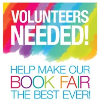 Volunteers Needed for Fall Book Fair!