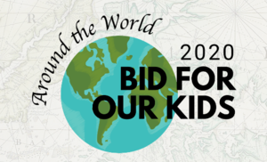 Bid for Our Kids Auction 2020