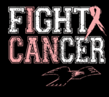 'FIGHT CANCER' Apparel Available Online Now Through Sept. 26th