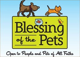 Blessing of the Pets - October 4th